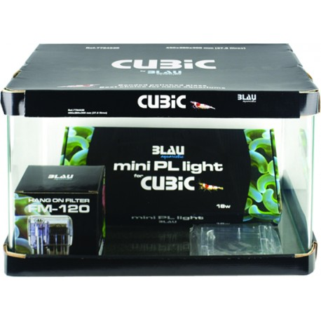 BLAU Kit Cubic komplet 38l