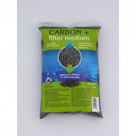 Carbon+ filter medium 1000ml