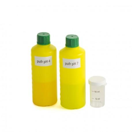 Ruwal Pufrační roztoky pH 4 + pH 7
