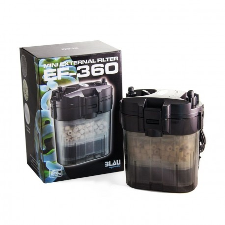 Externí filtr BLAU EF-360