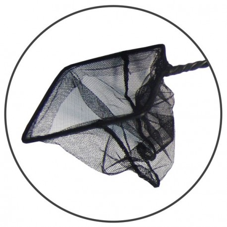 Akvarijní síťka Tecatlantis 76 mm