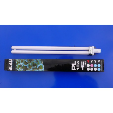 Zářivka BLAU Mini PL 18W