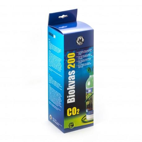 Biokvas CO2