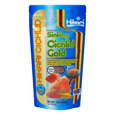 HIKARI CICHLID GOLD SINKING Medium
