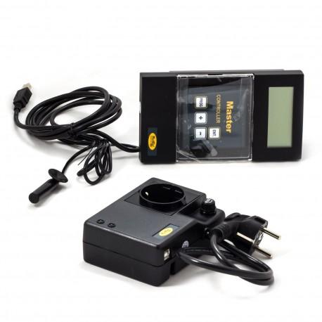 Ruwal pH a ORP měřič a regulátor
